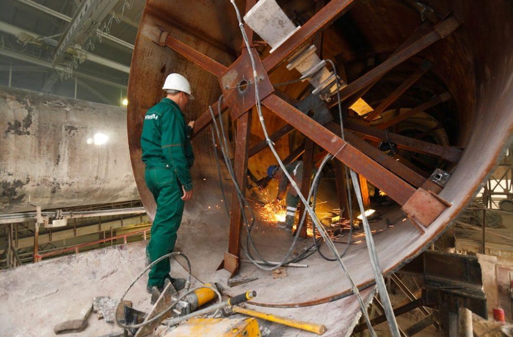 «Воскресенские минеральные удобрения» готовятся к капитальному ремонту