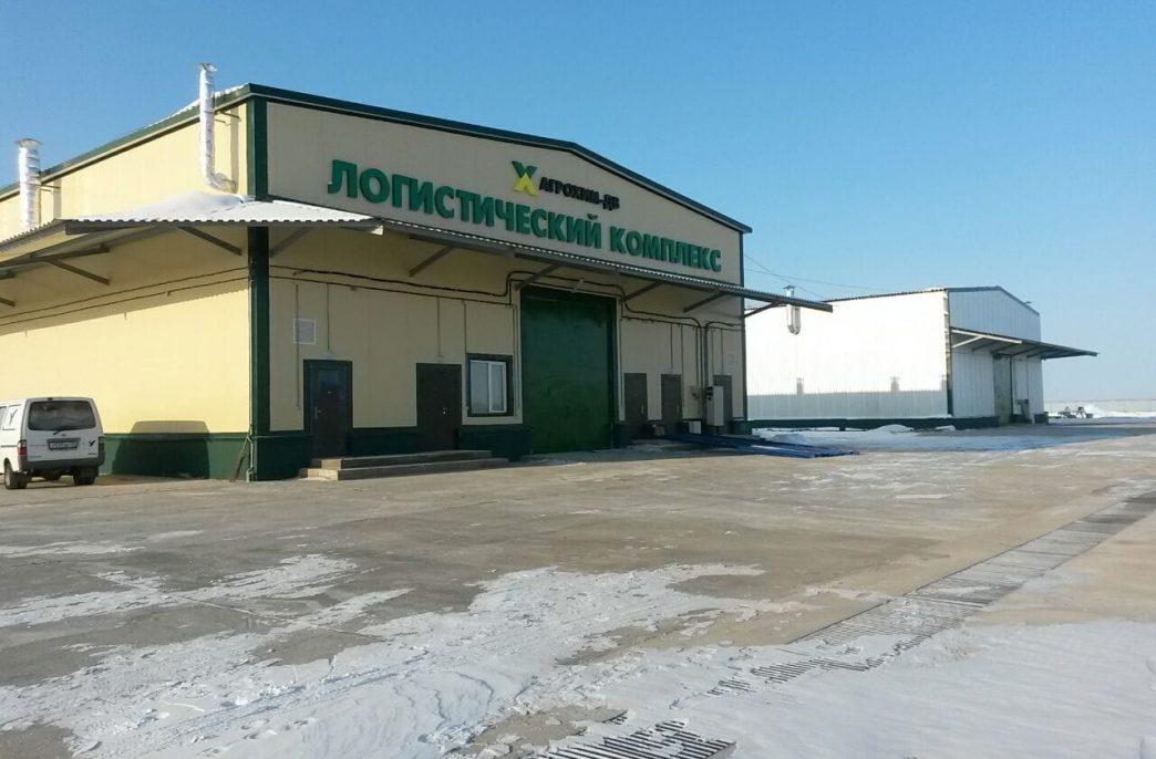 В ТОР «Приамурская» запускается комплекс хранения агрохимикатов