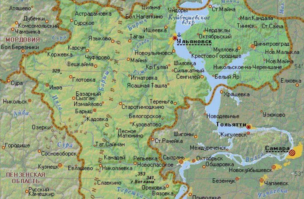Потребности Ульяновской области в удобрениях удовлетворены на 72,8%