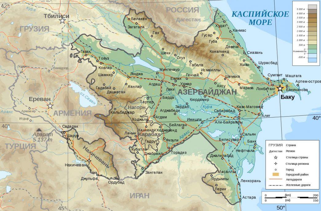«ФосАгро-Регион» готово удвоить поставки в Азербайджан