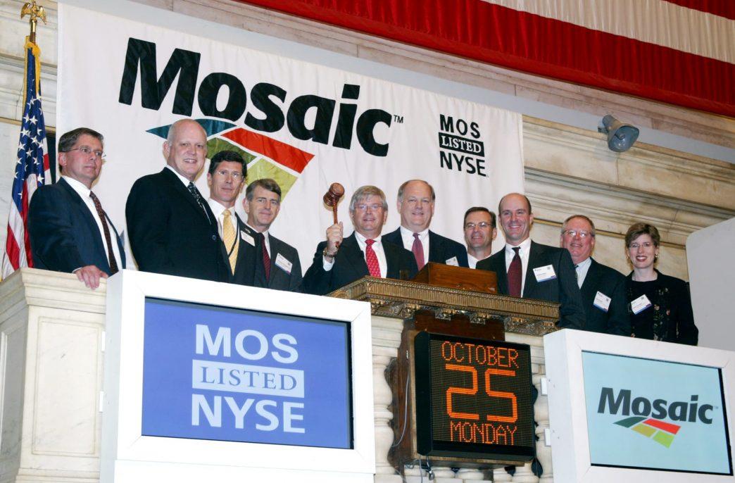 Mosaic переезжает в жаркую Флориду