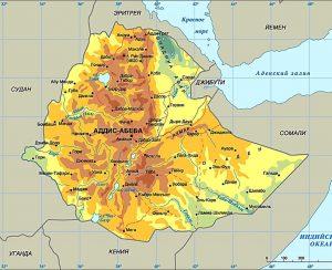 Власти Эфиопии снабжают фермеров удобрениями