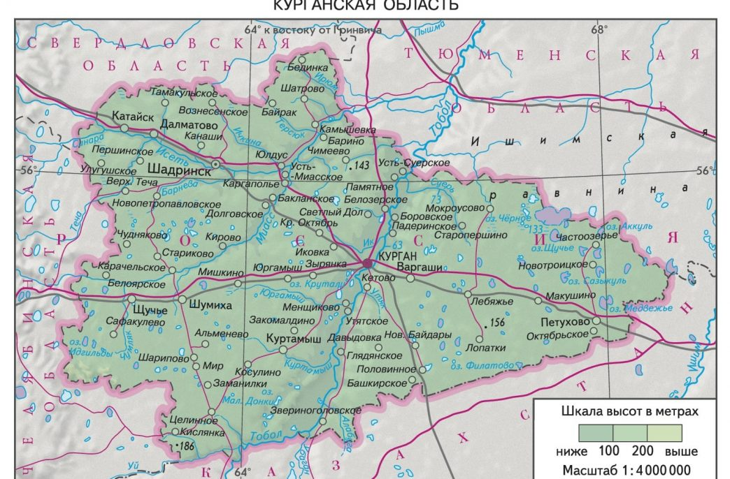 В Курганской области яровыми засеют 1,303 млн. га