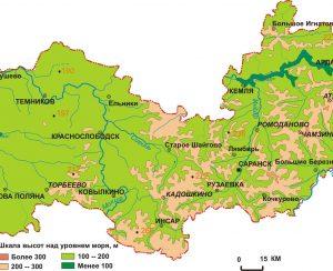 На поля Мордовии внесут 55 тыс. тонн удобрений