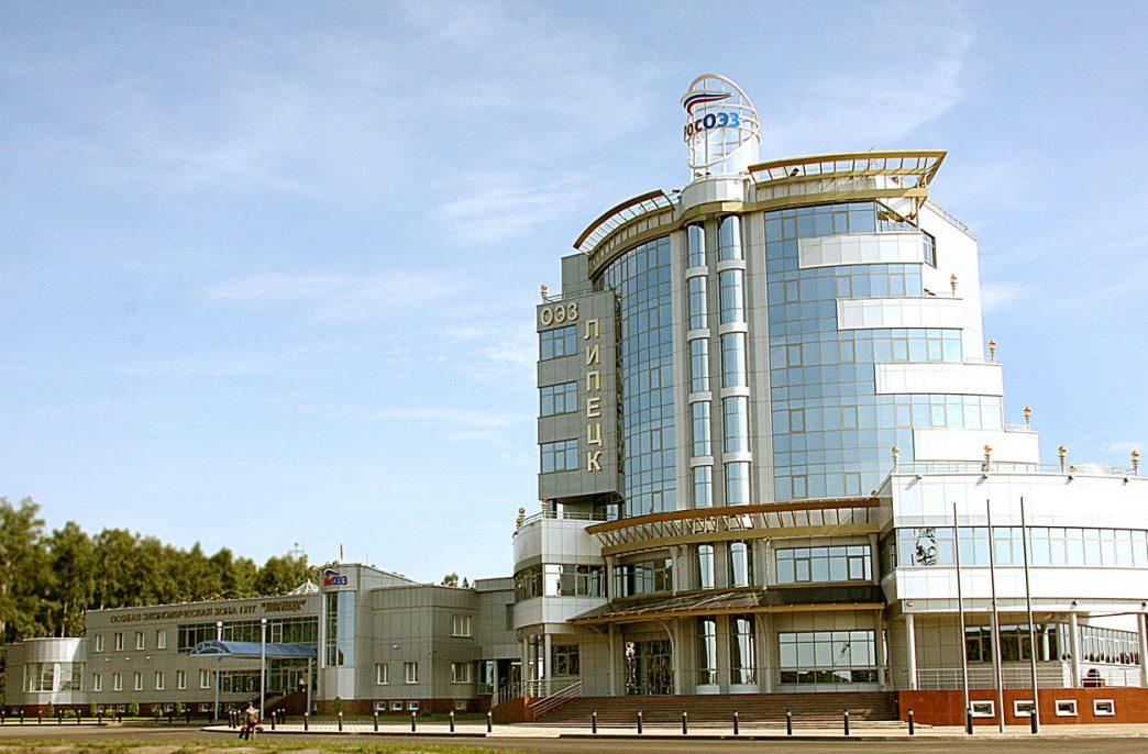 В ОЭЗ «Липецк» будут выпускать «перьевые» удобрения