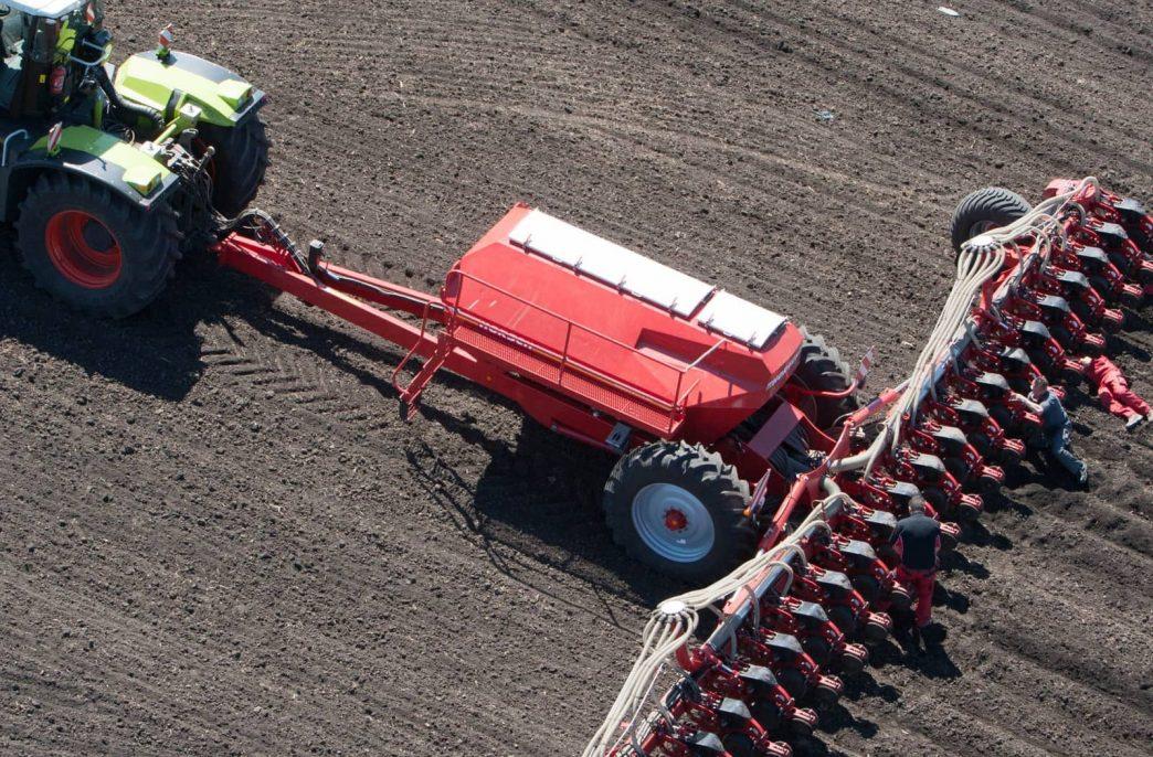 В Томской области расширятся посевы рапса, сои и льна