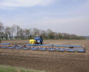 В Тюменской области засеяно около 90 тыс. га пашни