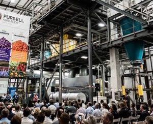 Pursell Agri-Tech запустила завод инновационных удобрений
