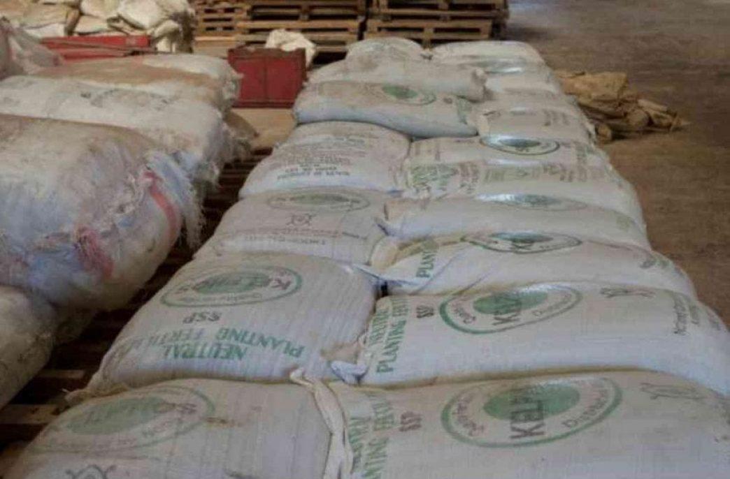 Кенийские чиновники попались на импорте поддельных удобрений