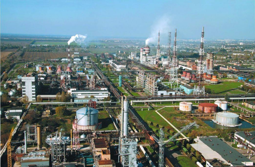 На Украине подрос выпуск минеральных удобрений