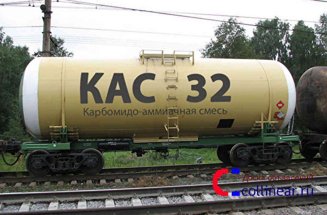В Татарстане вспомнили про карбамидно-аммиачную смесь
