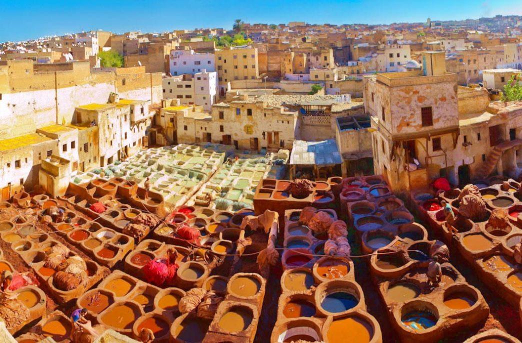 Марокко может стать поставщиком хлористого калия