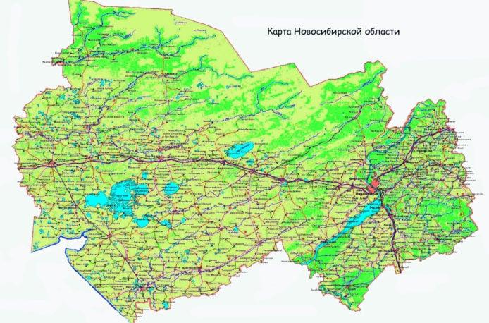 В Новосибирской области введут режим чрезвычайной ситуации