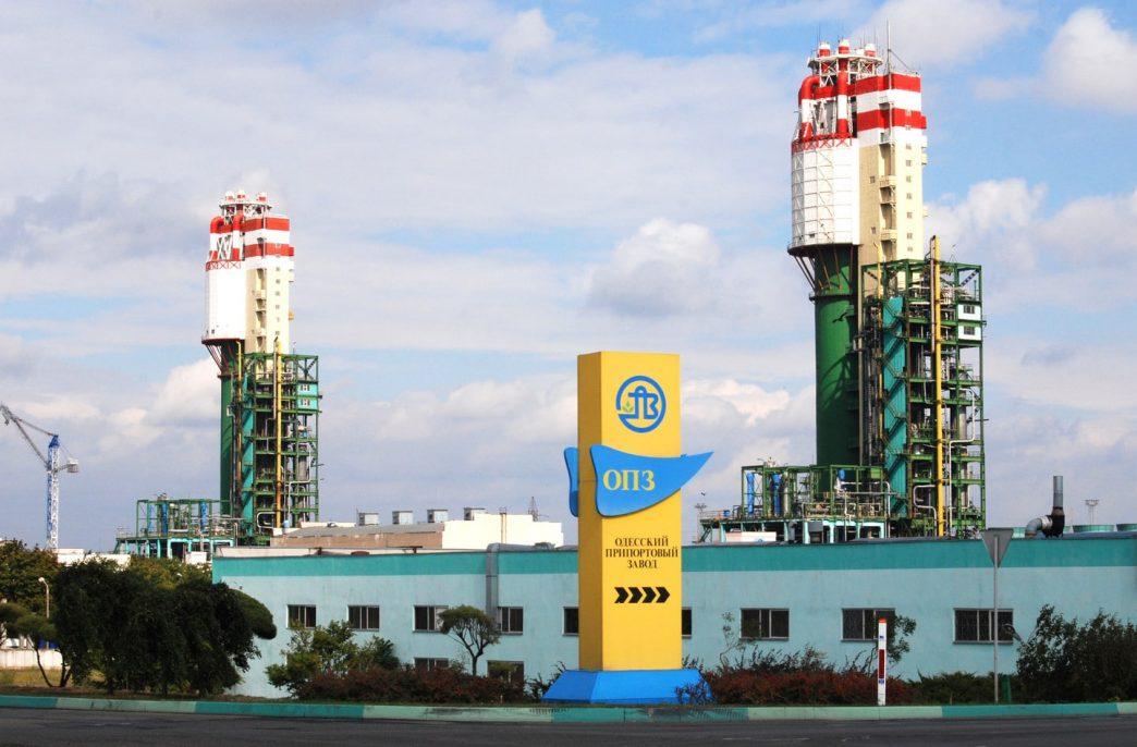 Одесский припортовый завод приватизируют по новому закону