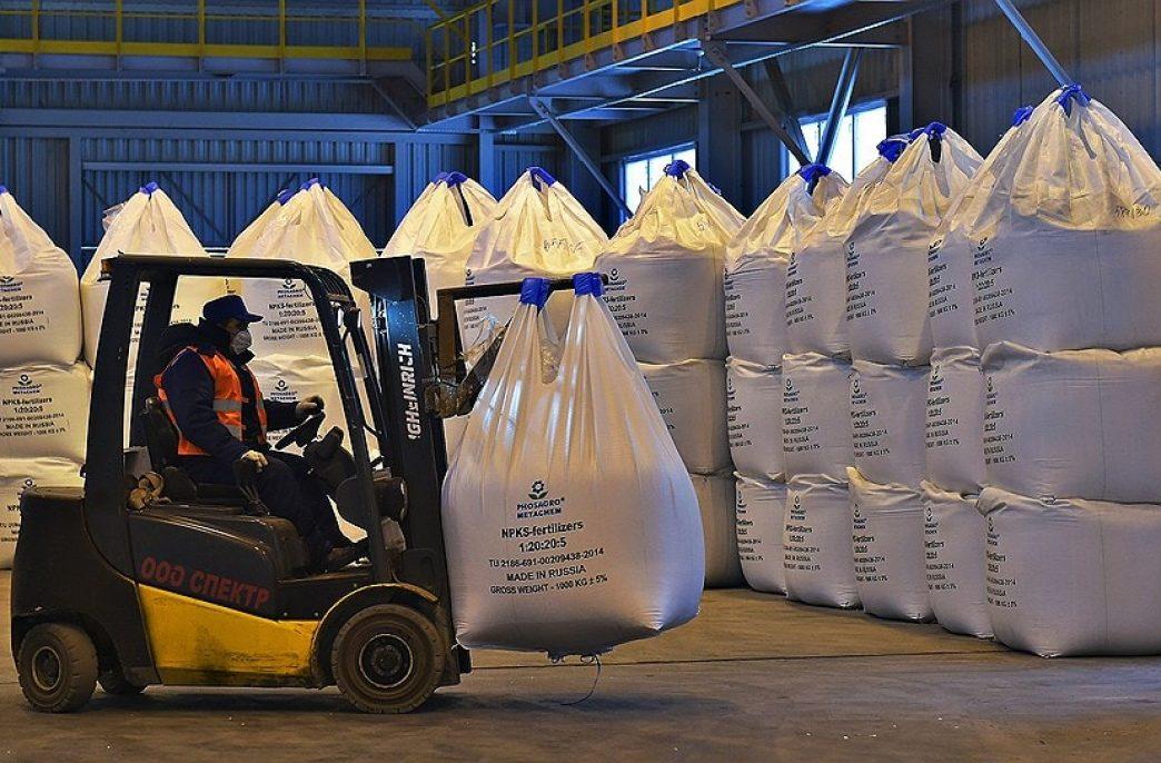 «ФосАгро-Регион» реализовало свыше 0,6 млн. тонн удобрений