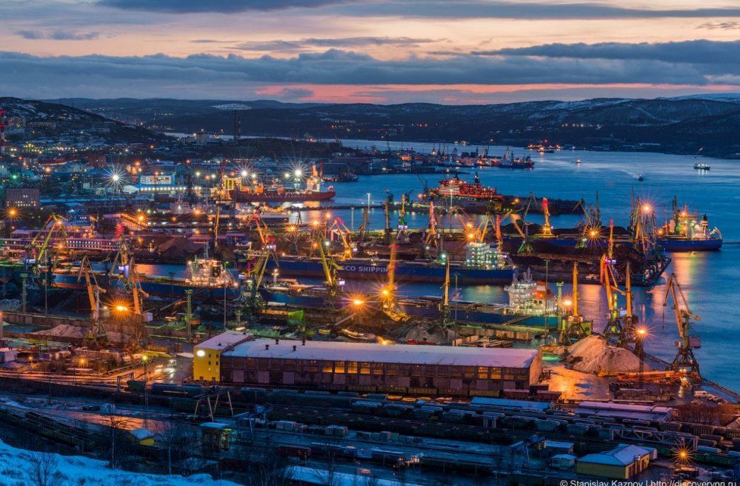 «Акрон» оптимизирует перевалку через порты