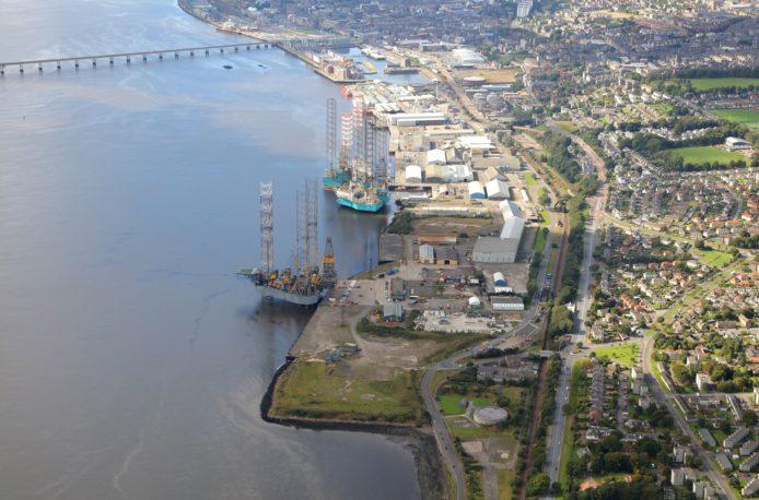 В Шотландии появится новый завод по смешиванию удобрений