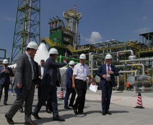 «КуйбышевАзот» открыл новое производство