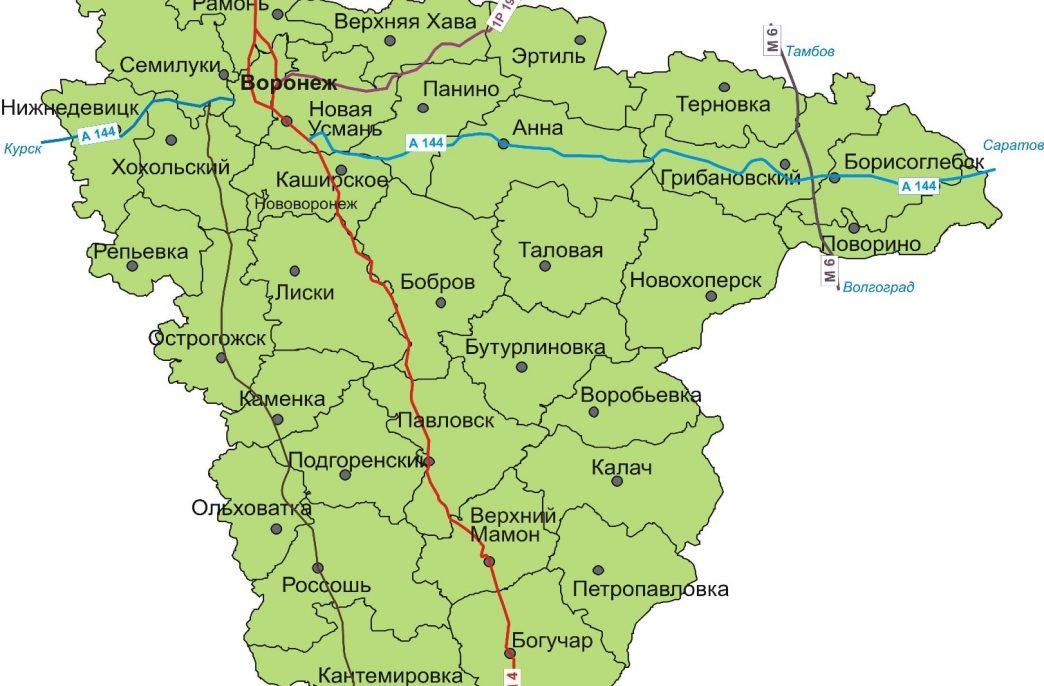 В Воронежской области внесено в почвы 280 тыс. тонн удобрений