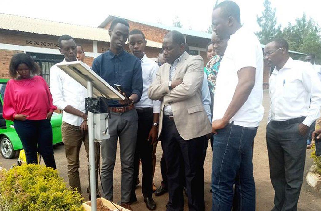 В Руанде создали новую систему мониторинга полей