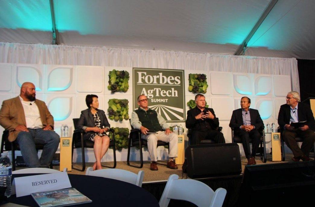 Главные новинки выставки Forbes Agtech Summit-2018