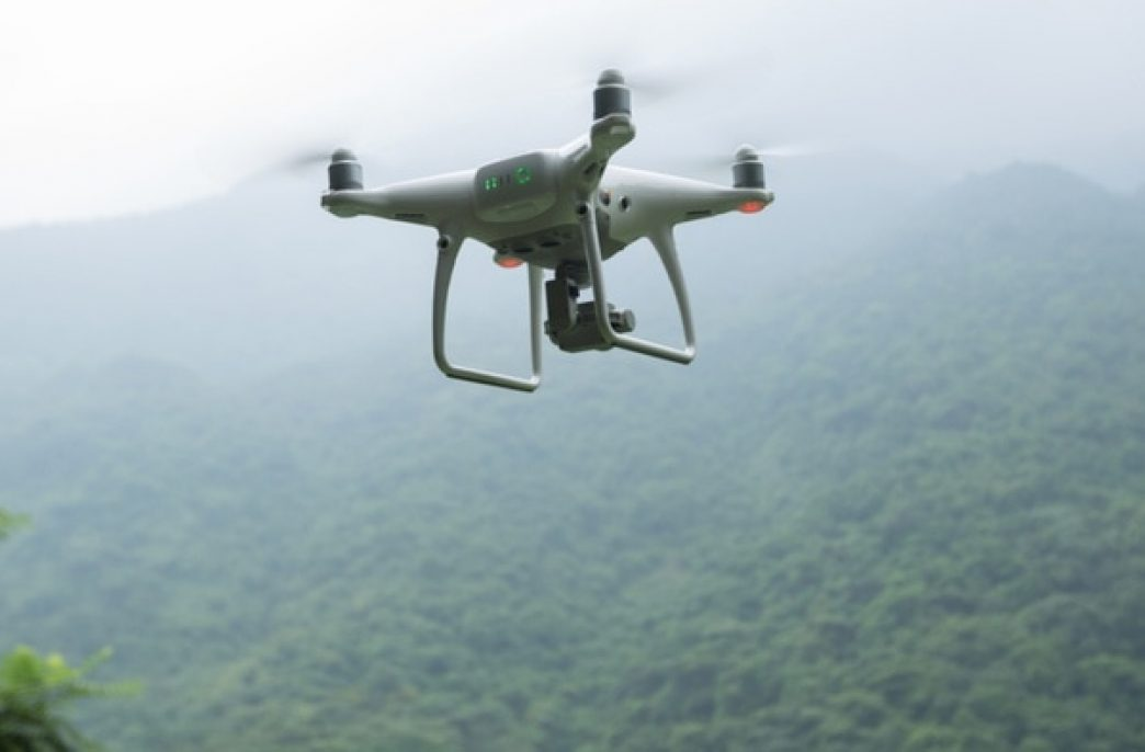 В США появятся дроны для обработки пестицидами