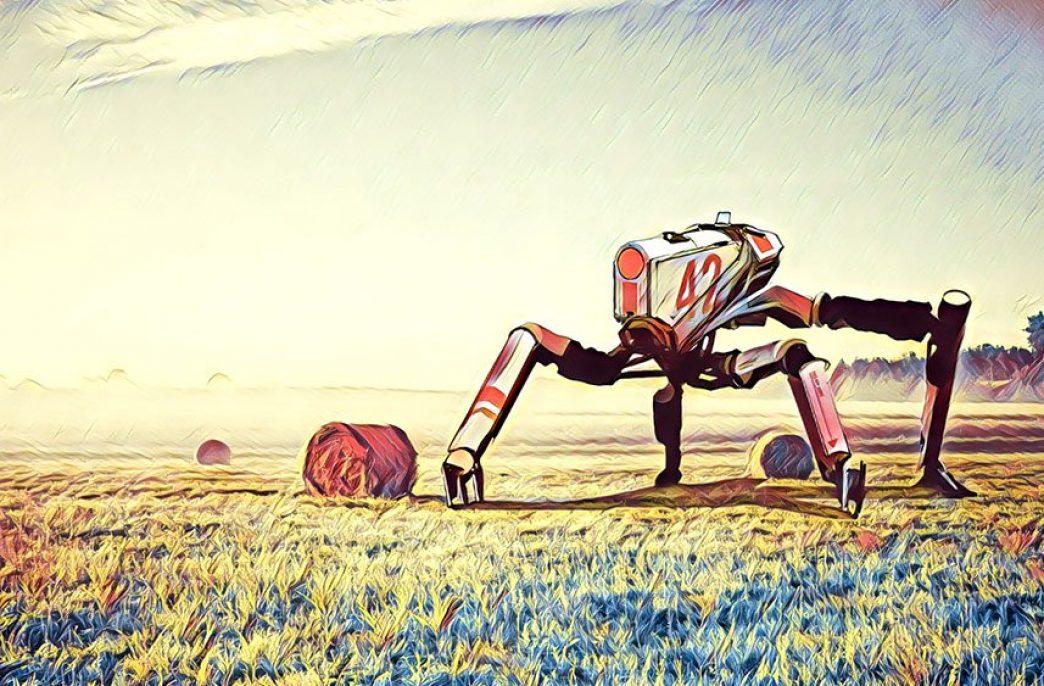 Умные роботы готовы заменить людей на полях