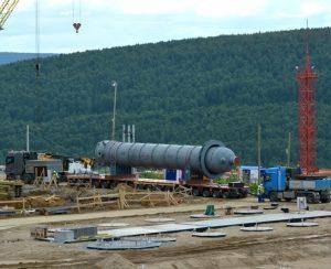 В сентябре «Метафракс» начнет монтаж реактора аммиака