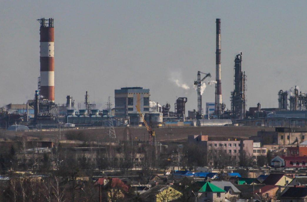 «ГродноАзот» cнизил производство карбамида почти на 10%