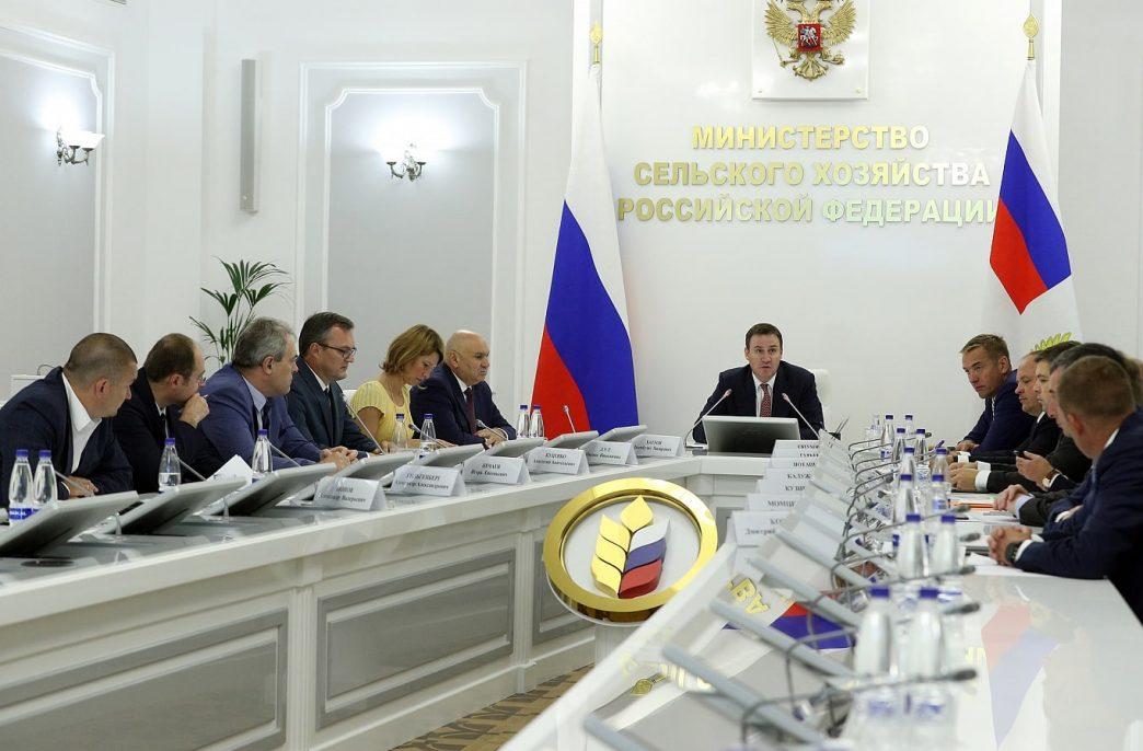 Российские производители минеральных удобрений поддержат аграриев