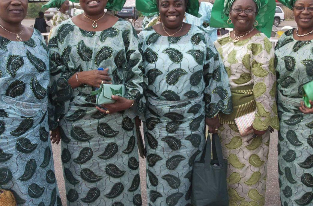 Нигерийские женщины выступают за органическое земледелие