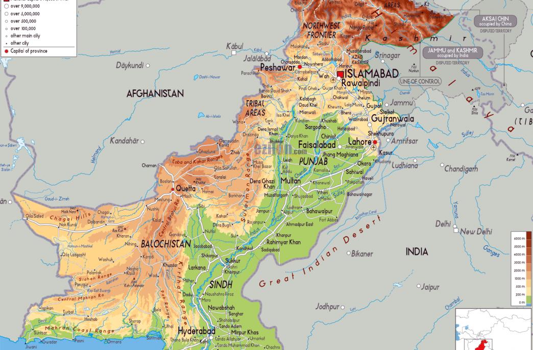 В Пакистане проведут эксперимент с СПГ