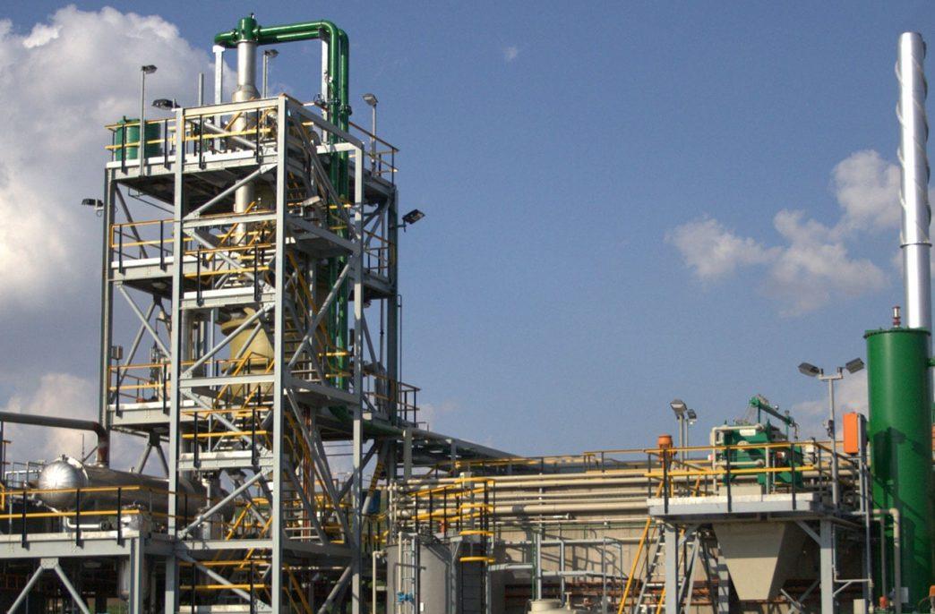 Sable Chemicals Industries работает с минимальной загрузкой
