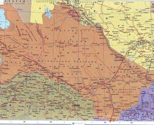 В Туркменистане построят новый завод калийных удобрений