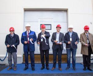 «ЕвроХим» открыл новый завод