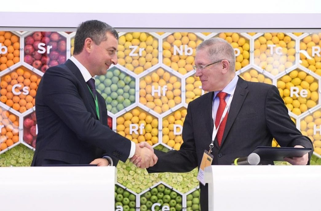 «Уралхим» укрепляет сотрудничество с ПГК