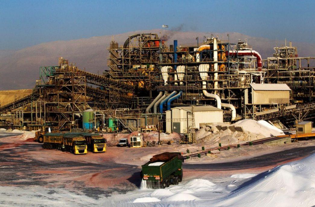 Israel Chemicals хочет расшириться