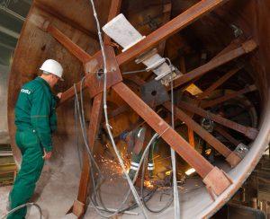 На «Воскресенских минеральных удобрений» завершился капитальный ремонт