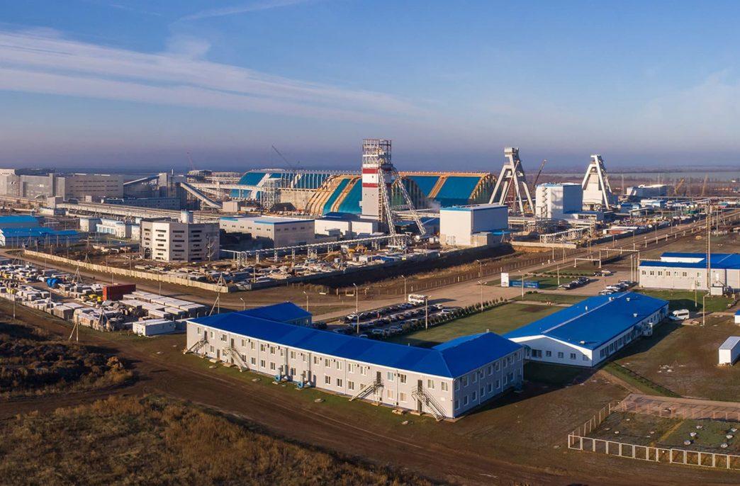 «ЕвроХим-ВолгаКалий» выйдет на полную мощность в 2021-2022 годах