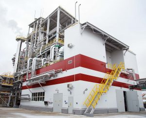 «Акрон» запустил новый агрегат карбамида