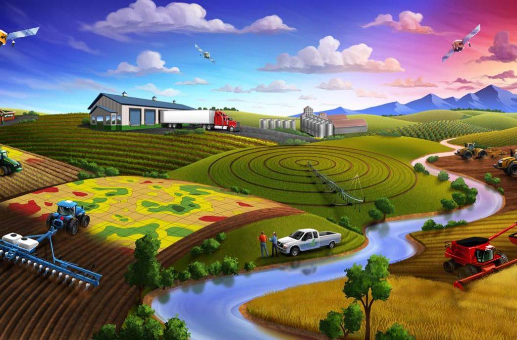 Белорусский стартап объединит фермеров планеты