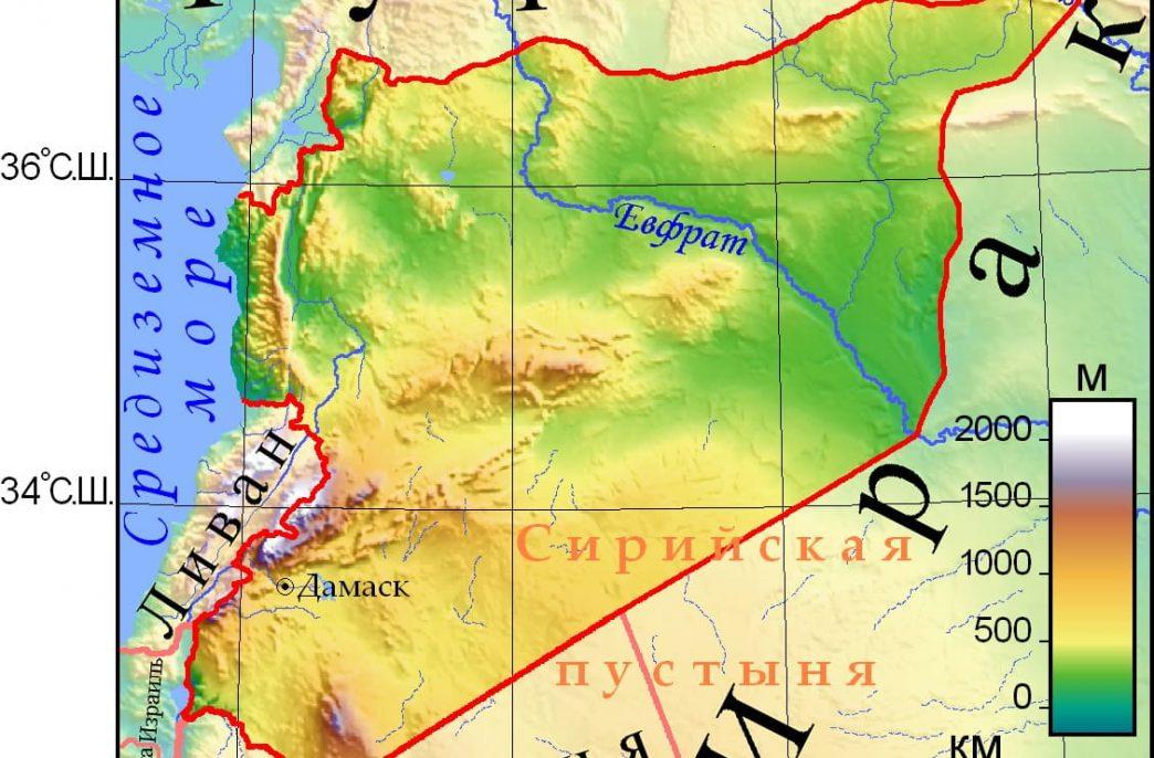 «Стройтрансгаз» займется производством удобрений в Сирии?