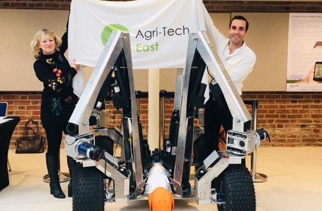 Роботы в поле могут быть полезней человека