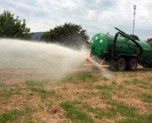 На Украине будут больше разливать удобрений