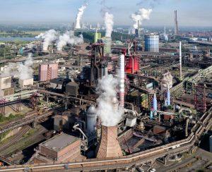 ThyssenKrupp получил аммиак из стали