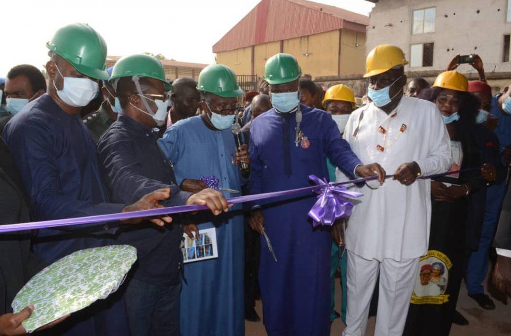 В Нигерии запустили новый завод удобрений