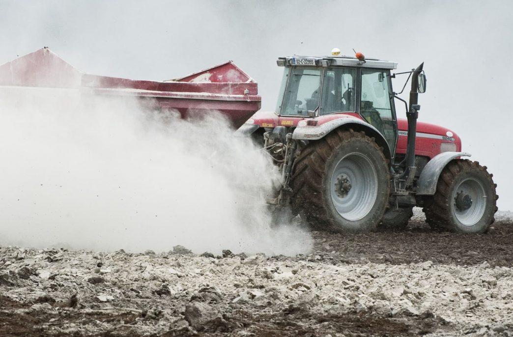 В России увеличится известкование почв