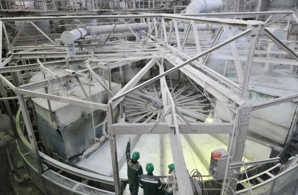 «Воскресенские минеральные удобрения» модернизировали оборудование
