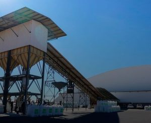 В ЮАР запущена станция по смешиванию удобрений