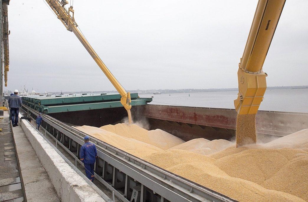 Одесский припортовый завод хочет переваливать зерно